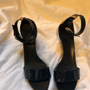 Gucci navy sandals - size 38 1/2